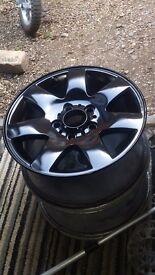 Bmw e36 alloys (need re-furb)