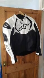 Alpinestar bike jacket