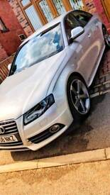 Audi A4 2.0 Quattro S Line