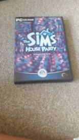 The Sims expansion packs.