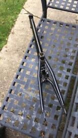 BMX bike frame