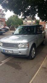 **swaps** Range Rover Vogue V8 diesel 2008