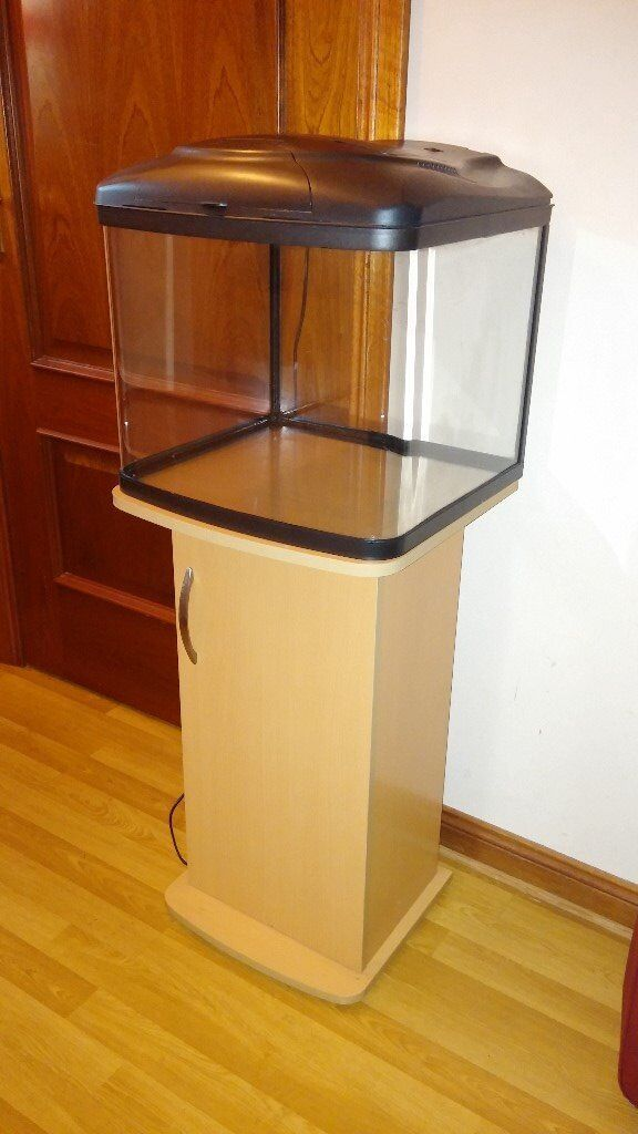 Fish Tank with stand plus accessories