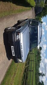 Landrover Discovery TD5 manual Diesel