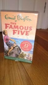 NEW - The Famous Five: Complete Collection - 22 Books (RRP£153.78)