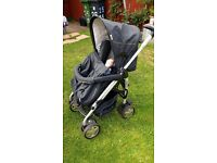 Hauck Condor Pushchair stroller and group 0+ Car seat