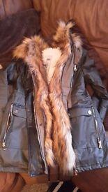 Womens coat Bnwt