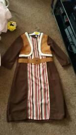 5-6 years nativity costumes