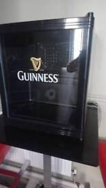 Guinness fridge wild horses limited edition rare mini fridge beer fridge