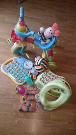 Toy bundle plus potty training aksesois