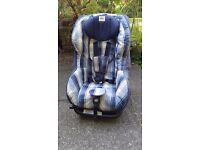 Britax Renaissance baby/childs car seat.