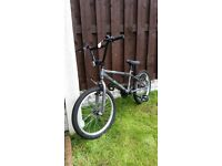 """Boys 20 """"bmx like new can deliver for a small charge"""