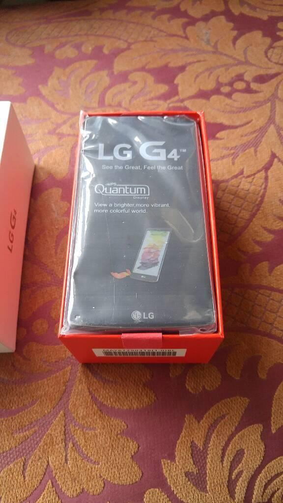 New LG G4 32GB Original packaging