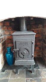 Jøtul classic wood burning stove