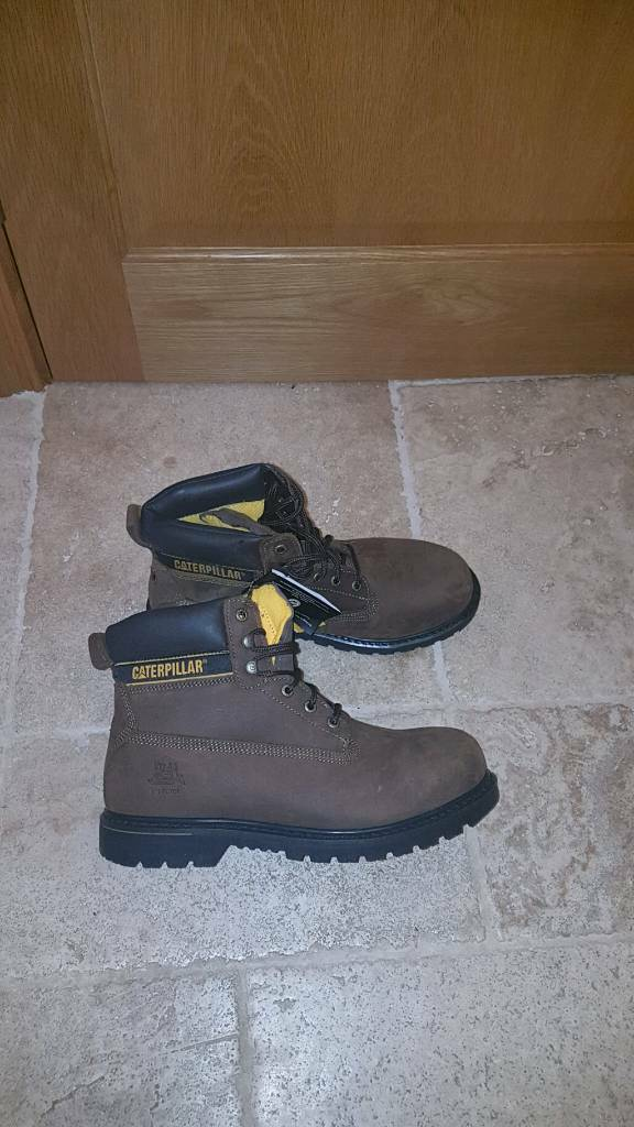 Caterpillar mens boots