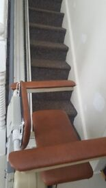 used stairlift good condition