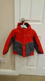 Boys ski jacket and salopettes Age 3