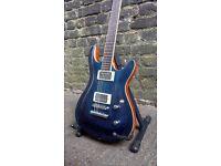 Custom Guitar (Hand Made) Diaco (Ibanez SZ Clone) simil PRS. NO FENDER NO GIBSON