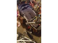 Good condition quinny buzz buggy suitable from birth