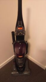 VAX FLAIR EASY STORE PETS BAGLESS UPRIGHT VACUUM CLEANER