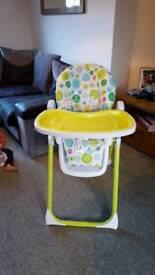 Babys High chair