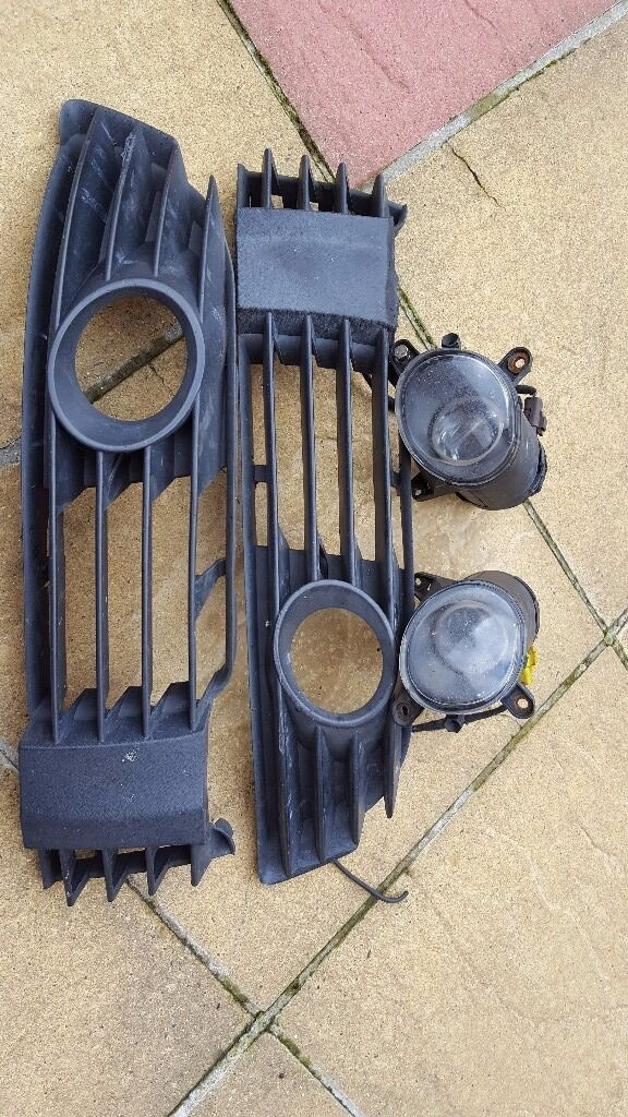 fog lights vw passat B5