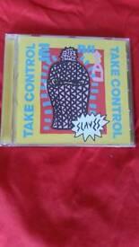 Slaves - Take Control Album