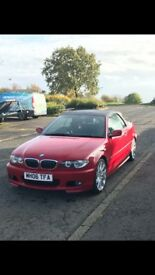BMW 3 series msport convertible for sale