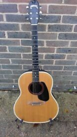 Ovation Applause Bowl Back Acoustic Guitar-Circa 1976