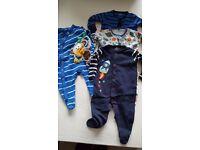 3-6 m Sleep suits