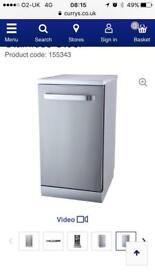 Kenwood dishwasher slimline