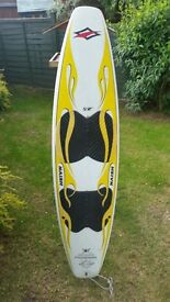 Surfboard. Kite board. Niash board