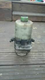 Vw fox power steering pump