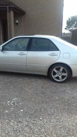 reduced for quick sale ,, lexus is200 sport ,,