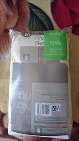 Fitted sheet NEW !