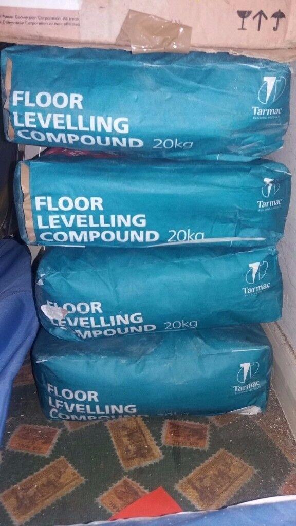 TARMAC FLOOR LEVELLING COMPOUND, 20 KG
