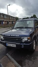 Land rover discovery td5 es 2002 facelift