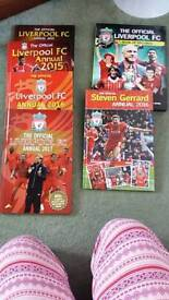 Liverpool annuals
