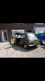 Classic Austin mini clubman 998 not gt 1275 turbo