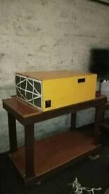 Workshop air filtration system