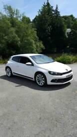 Volkswagen sirrocco GTtdi FSH big spec