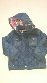 Boys Autograph Winter Coat 2-3 years