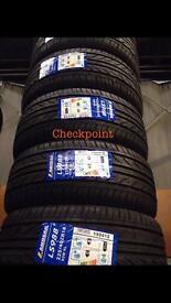 Tyre 235 55 18