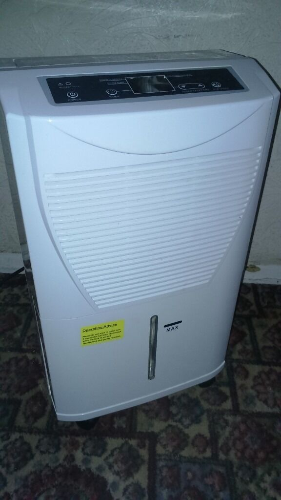 Dehumidifier good working condition looks unused large