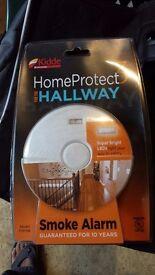 Smoke Alarm - Kidde HomeProtect3 for the Hallway