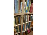 BOOK SALE ALL CLEARANCE BOOKS £1...PB FICTION 3/£1 rare collectable £3+