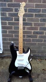 Tokai Strat Copy-Possible 80's Model-With Fender Transfer
