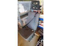 Mercedes Van Passenger Seat for Tracking