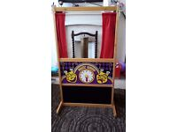 Melissa and Doug puppet time Theater