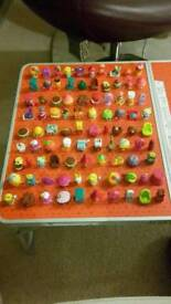 125 Shopkins and 6 Eggs!